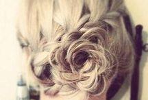 Hair / Beautiful hair styles