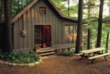 cozy cabin crush