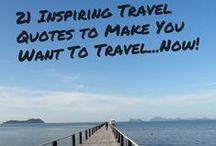 That Which Inspires Us / Quotes, stunning photos, and so much more. Find out what gets the creative juices flowing over at www.twototravelandtango.com