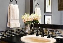 Bathroom Decor / Renovations, Decoration, Interior Design, DIY, Decor