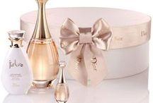 Wedding parfumes