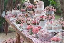 Flower  party ideas