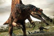Dinosaurs / By far the most interesting creatures to ever walk the earth.
