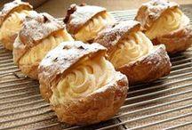 Ciasteczka i desery / pyszne przepisy na ciasteczka, rurki, babeczki