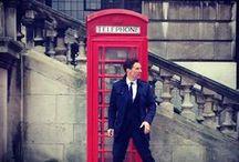 Benedict / Also known as Benedict Cumberbatch.