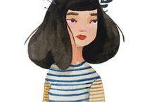 Art / Watercolour inspo