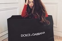Shopping bags, boxs