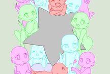 {Drawing templates}