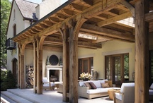 Outdoor Living / by Christi Moisant