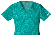 Cherokee Prints / All the Cherokee Print Scrub tops we sell at uniformedscrubs.com