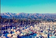 Explore Santa Barbara / Santa Barbara is a beautiful place to be! Explore!