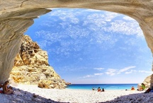Greek beaches .... you can visit them