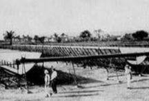 Old Sustainable Energy Equipment / Where renewable energy began