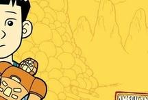 Graphic Novels / by YA Book Lists