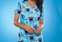Tooniforms / Put in some fun to your uniformed wardrobe with characters and prints that bring your scrubs to life!