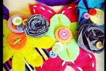 Fashion Crafts for Tweens / Check out some great DIY fashion projects for kids, tweens and teens.