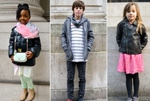 Vintage inspired Fashion for kids! / Nothing but the coolest fashionable kids! #kids #fashion #vintage