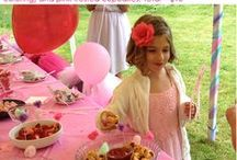 Birthday Party Ideas for Fashionistas: It's Party Time! / Birthday party ideas for girls and boys who live fashion, art, design and sewing!