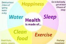 Health & Vitamin Info / by LeAnn L