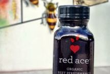 Ace It / Photos from the Red Ace Organics Instagram