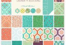Birds and Berries/ Lauren & Jessi Jung
