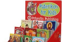 Paterikon for Kids / The largest Orthodox Series in English, Greek, and many other languages. Glory to God!
