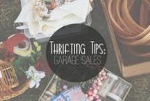 So You're Selling Your Stuff? / Garage, Yard and Estate Sales...Oh my! How to sell your things, with the least amount of stress!