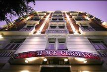 Valencia / 2 hoteles de lujo en el centro de Valencia