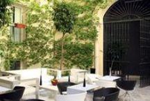 Sevilla / 3 hoteles de lujo en el centro de Sevilla
