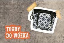 Torby do wózka / Praktyczne, pojemne a jednocześnie ładne - taką torbę chce się nosić cały czas.