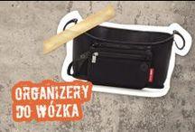 Organizery do wózka / Mimo niewielkich rozmiarów stanowią świetną alternatywę dla torby.