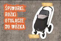 Śpiworki, rożki i otulacze do wózka / Cieplutkie, komfortowe śpiworki na jesienne i zimowe spacery.