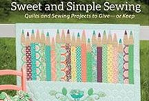 Our first book - Sweet & Simple Sewing