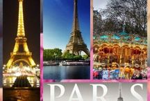 In love with Paris / by Bailey🌻 🌸🌺