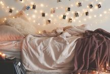 Bedrooms / Bedrooms and decorations