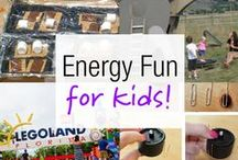 Energy for Kids / News, activities, and fun for kids who want to learn about different forms of energy.