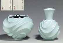 Ceramics: asian modern / 20-21 century ceramics by Asian artists. (Mostly Japanese as of today).