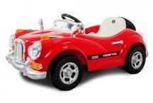 Pojazdy akumulatorowe / Samochodziki na akumulator
