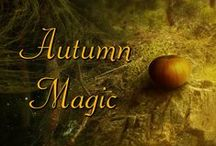 Autumn Magic / We are proud to announce our 2014 Fall Anthology, Autumn Magic. The book will be available in print and digital edition on October 18, 2014.