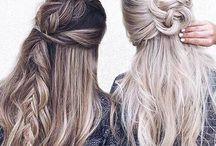 Hairstyles & other