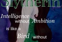 Everything Slytherin <3 / #SlytherinPride