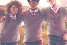 Harry Potter / Because let's face it; we are all Potterheads