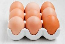 EGGS / Eggs for Breakfast, Lunch and Dinner. Even Brunch and Snacks for good measure!