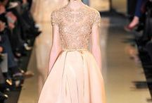 Dresses / A princess must have her ball gown.