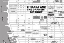 Inside the Garment District / Clothing in New York City