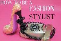 How to be a Fashion Stylist / Tips tricks and fashion design ideas for mini stylists in the making!