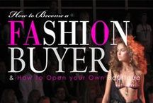 Becoming a Fashion Buyer