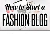 Becoming a Fashion Blogger