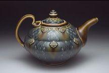 Ceramics: teapots