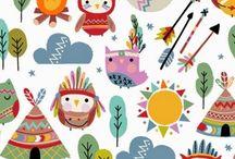 prints//vol.1 alloverprints / Prints for kids, teens